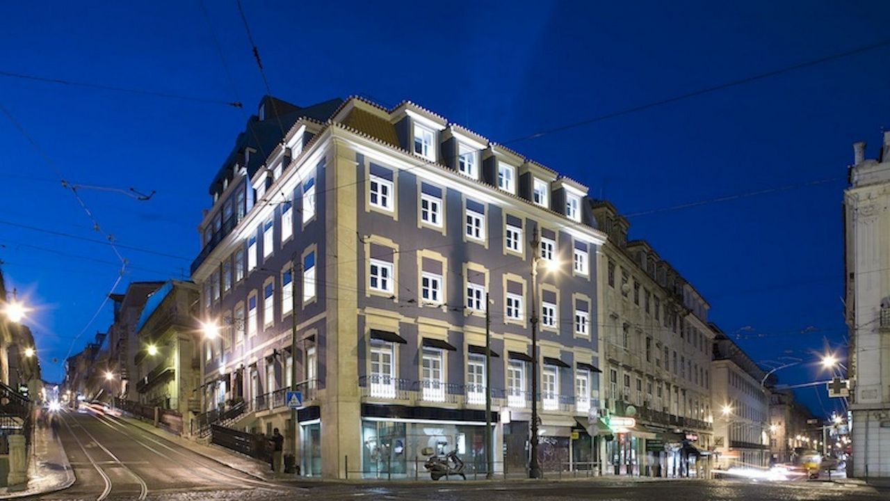 Gallery lx boutique hotel lisbon boutique hotel best for Boutique hotel