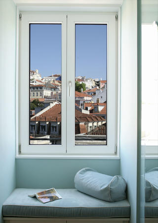 LX Boutique Hotel Lisbon View Room Property