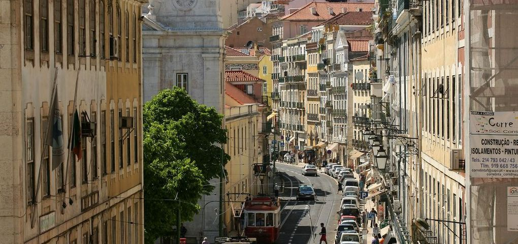 Hotel Property LX Boutique lisbon view
