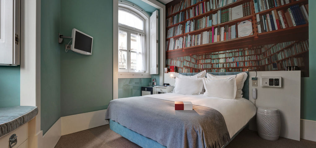 Rooms Lx Boutique Hotel Lisbon Boutique Hotel Best